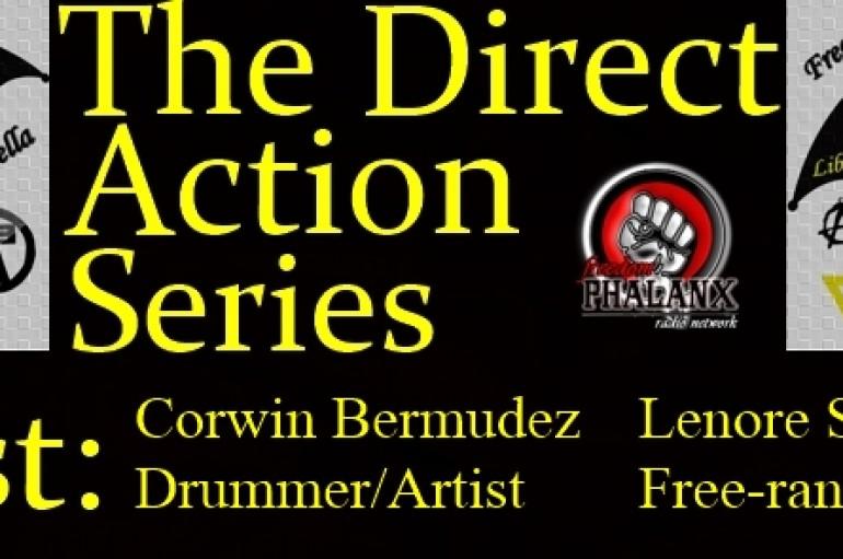 LUA Radio 2.28.16 Direct Action Series #8: Lenore Skenazy & Corwin Bermudez