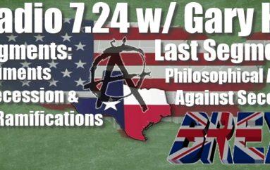 LUA Radio 7.24: Secession w/ Gary Hunt