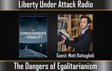 The Dangers of Egalitarianism with Matt Battaglioli (LUA Podcast #15, 1/15/17)