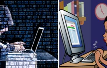 Souriées at Starschmucks: A Dialogue Between Hackers & Bloggers