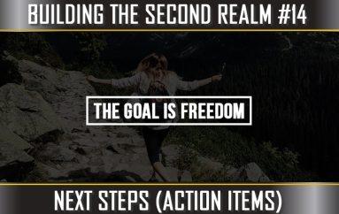 Building The Second Realm #14: Next Steps (LUA Podcast #83)