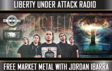 Free Market Metal with Jordan Ibarra of Aristeia (LUA Podcast #89)